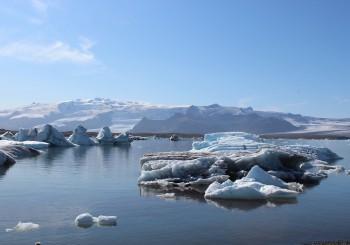 IJsland in de zomer