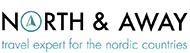 logo north and away