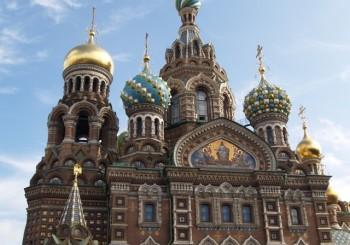 Moskou & Sint-Petersburg