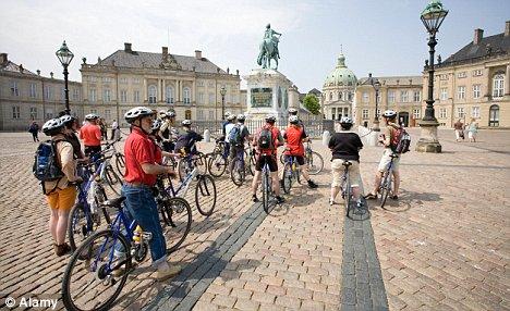 kopenhagen fiets