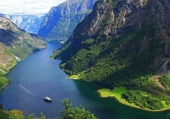 Cruise Noorse fjorden