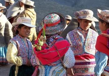 Eigen groepsreis Peru