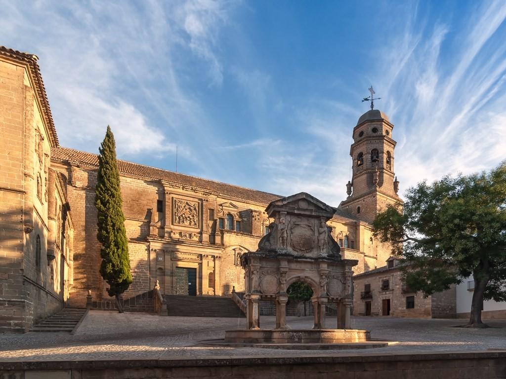 baeza cathedraal