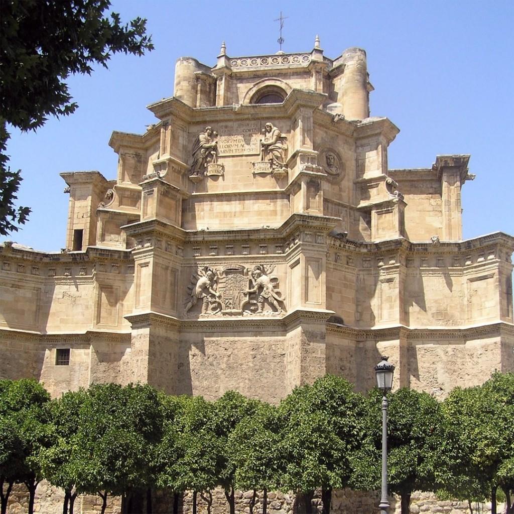 granada monastery of san jeronimo