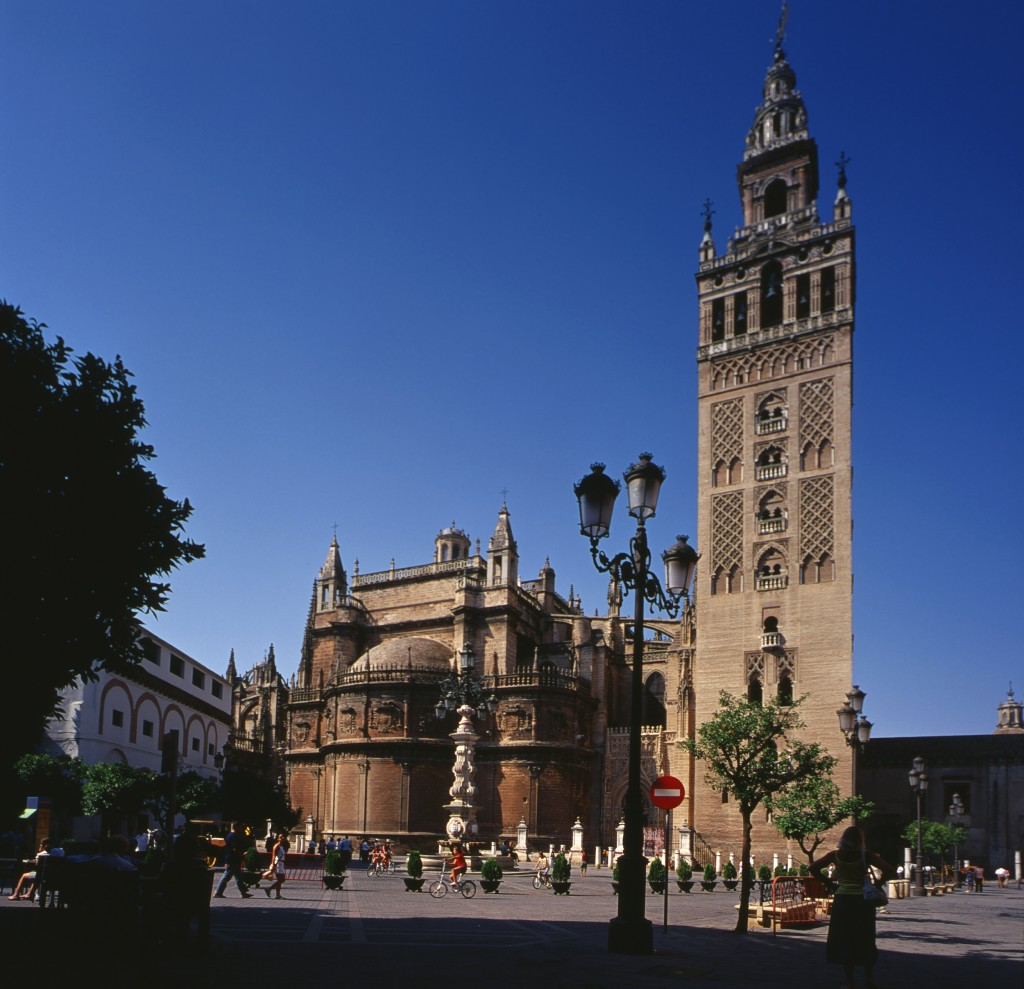 Giralda-Sevilla