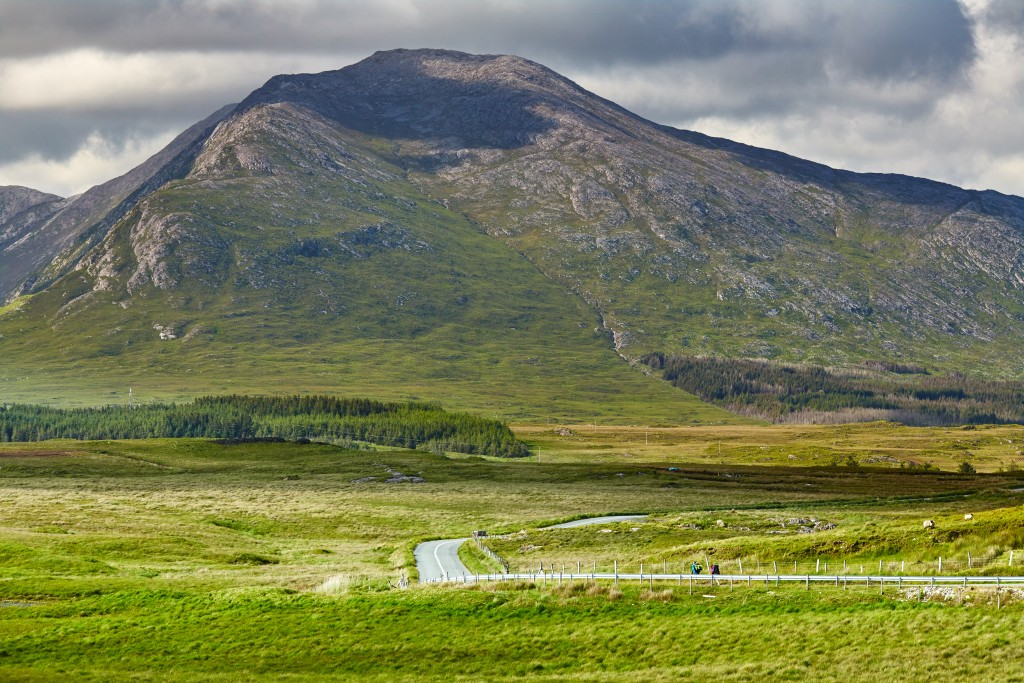 Connemara Landscape 12