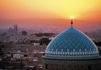 Iran groepsreis