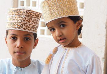 Eigen groepsreis Oman