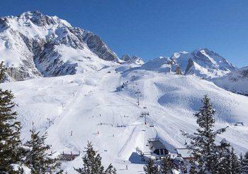 wintersport in Frankrijk