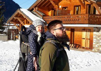 Franse Alpen wintersport
