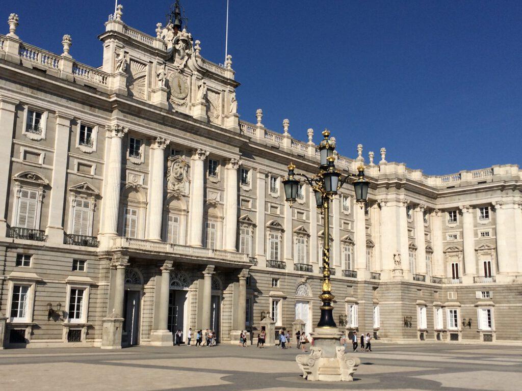 madrid koninklijk paleis